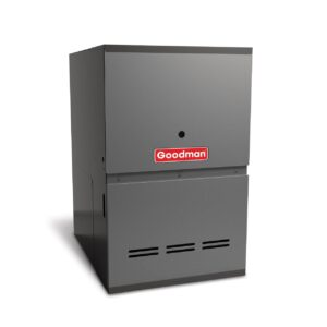 GCVC8 Goodman Gas Furnace – 80% AFUE Performance, ComfortBridge™ Technology, Two Stage, Variable Speed