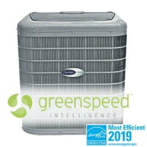 Infinity 20 Carrier 24VNA0 Air Conditioner – Up To 20.5 SEER, Variable Speed with Greenspeed Intelligence