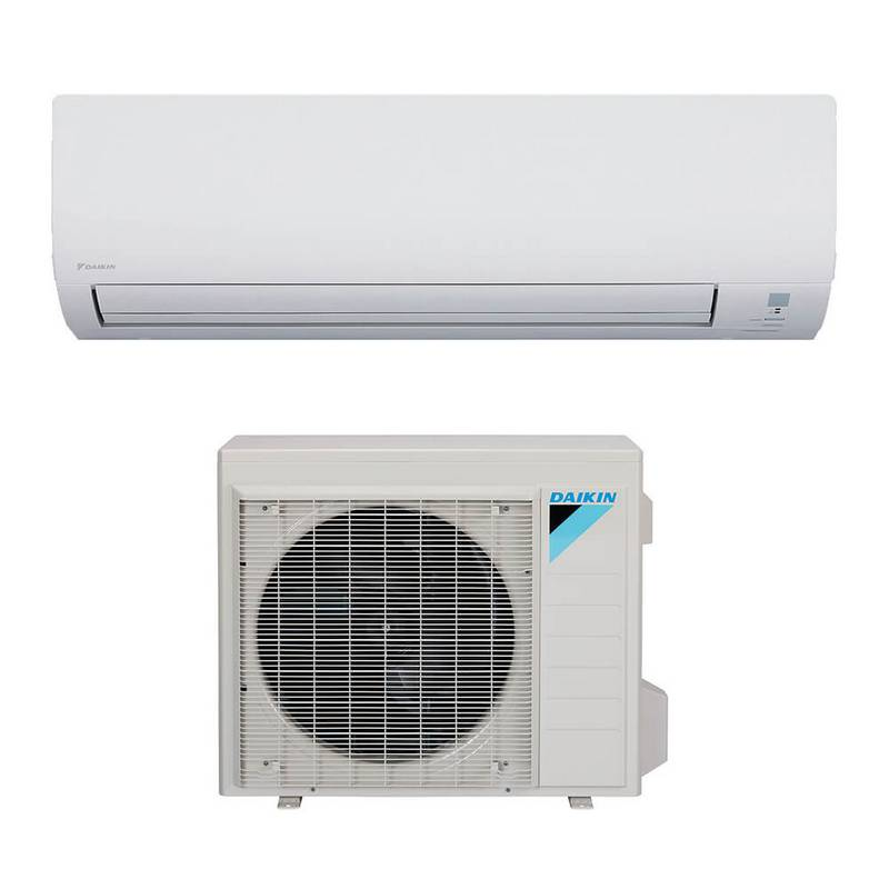 Nw Series Daikin Ductless System Wall Mount 17 5 Seer
