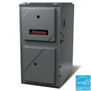 AMVC96 Amana Gas Furnace – 96% AFUE, Two-Stage, Variable-Speed