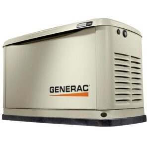 Guardian 16kW Home Backup Generac Generator