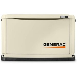 Guardian 9kW Home Backup Generator with 16-circuit Transfer Switch WiFi-Enabled