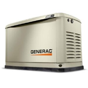 Guardian 3-Phase 20kW Automatic Standby Generac Generator with FREE Mobile Link