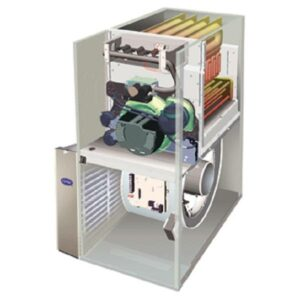 Infinity 98 Carrier 59MN7 Gas Furnace – 98.5% AFUE, Modulating, ECM VS Blower, Greenspeed™ Intelligence
