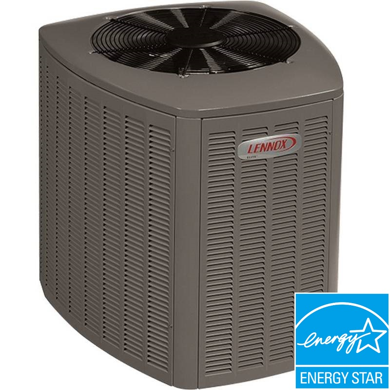 Lennox Air Conditioning >> El16xc1 Lennox Air Conditioner Up To 17 Seer Single Stage
