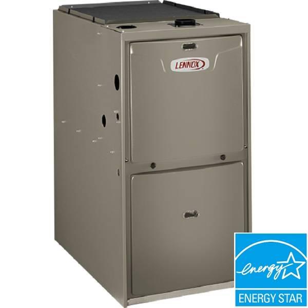 ML195E Lennox Gas Furnace - 95% AFUE, Single Stage, Power Saver™ technology
