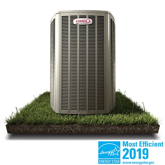 XC20 Lennox Air Conditioner - Up To 20 SEER, Variable Speed