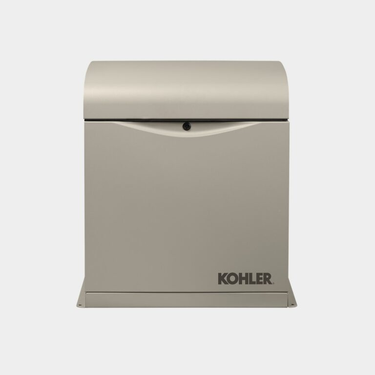 Kohler 8RESV 8 kW Generator - Single Phase, Natural Gas LPG, with OnCue Plus
