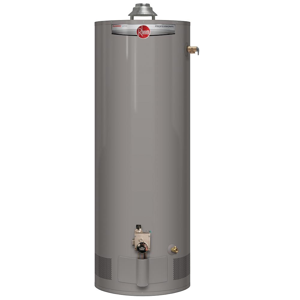 Professional Classic Rheem Water Heater – Atmospheric