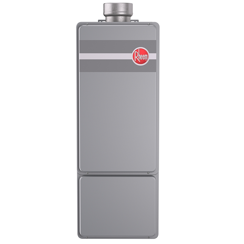 Rheem Mid Efficiency Tankless Water Heater – EcoNet Included