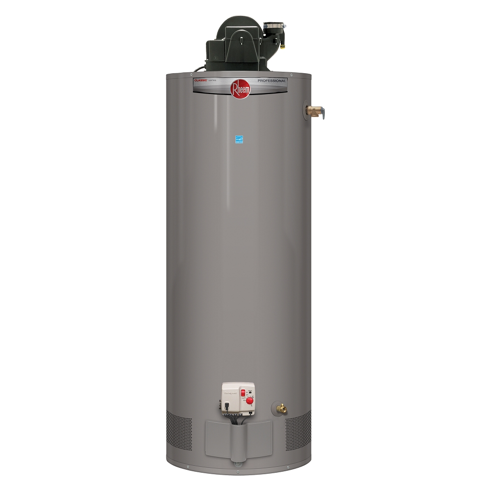 Professional Classic Power Vent Rheem Water Heater – Atmospheric