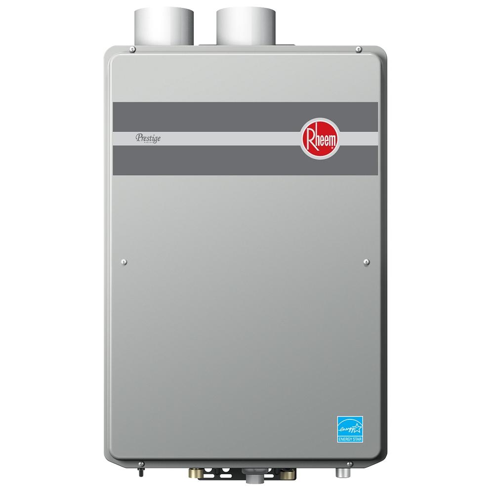 Rheem High Efficiency Tankless Water Heater – EcoNet Included