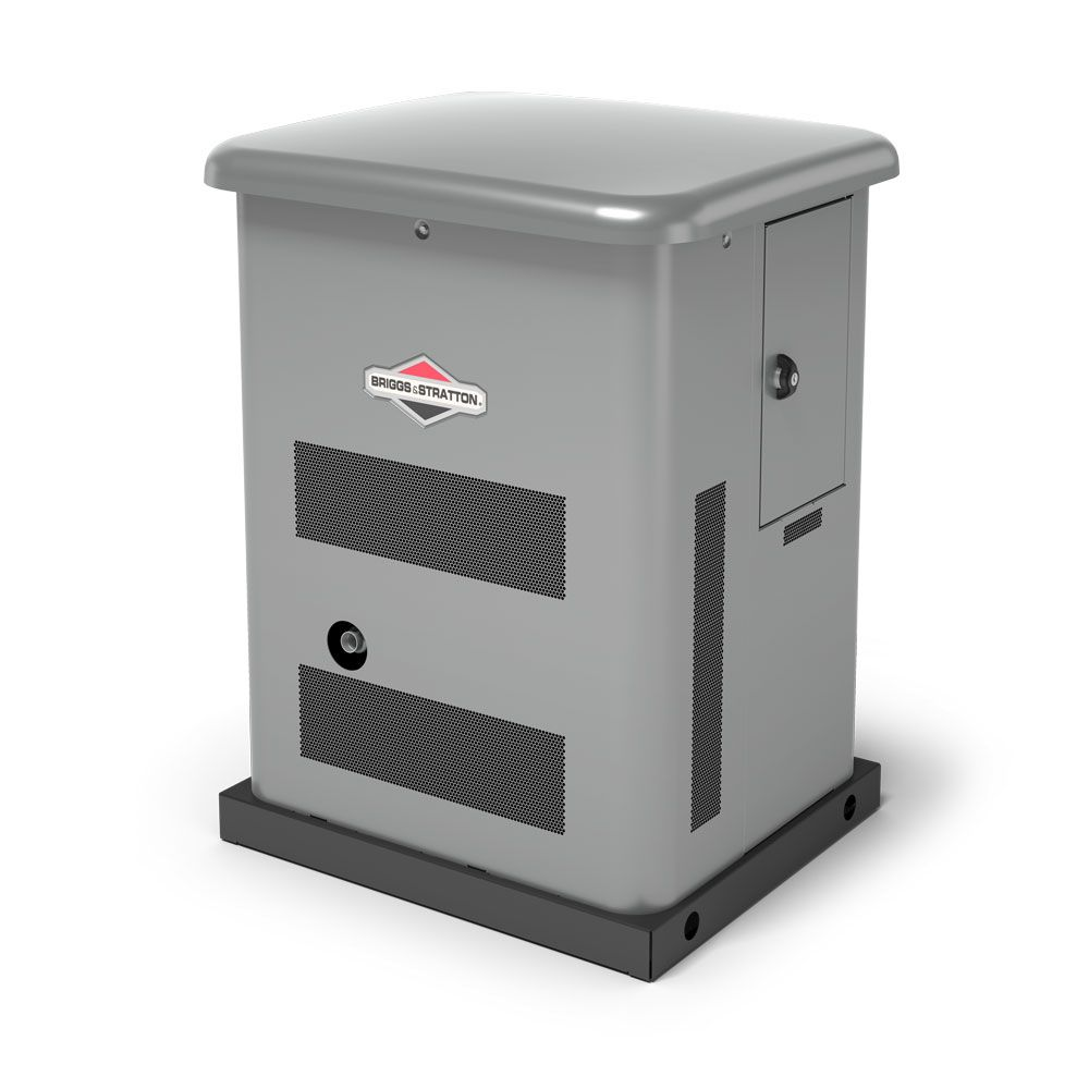 Briggs & Stratton 12kW Standby Generator – Backup Power for Medium Sized Homes