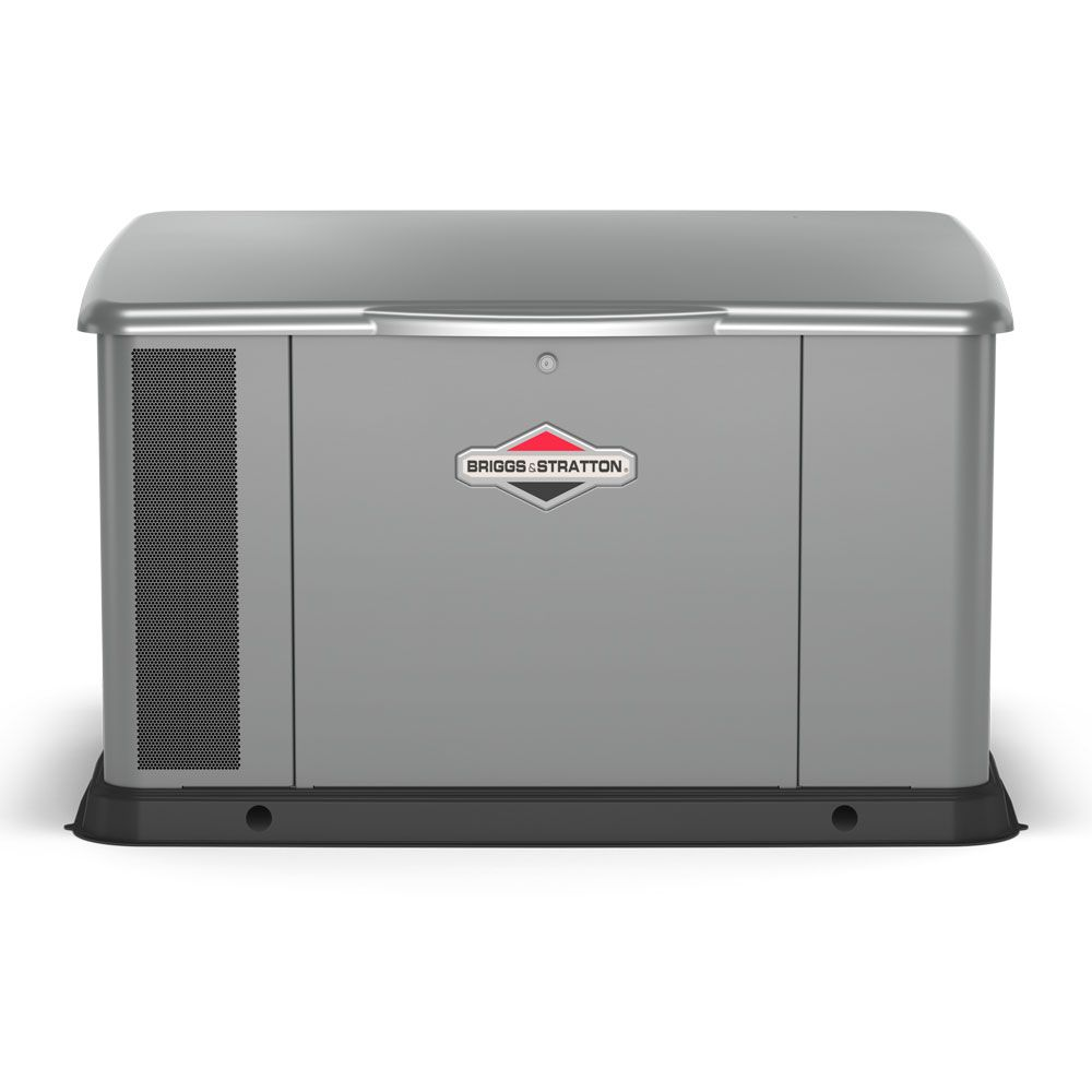 Briggs & Stratton 20kW Standby Generator – Backup Power for Medium to Large Sized Homes