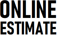 Get an Online, Fast and Accurate Estimate Now!