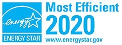 Most Efficient of ENERGY STAR in 2020