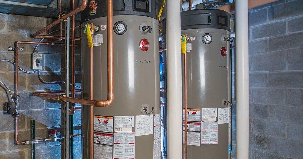 Rheem Water Heaters