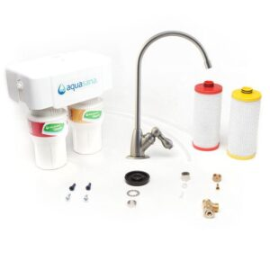 Aquasana Claryum 2-Stage Under Sink Water Filter