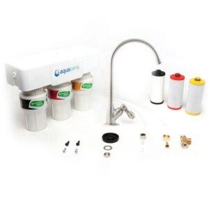 Aquasana Claryum 3-Stage Under Sink Water Filter