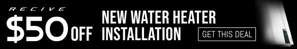 promo water heater rabate